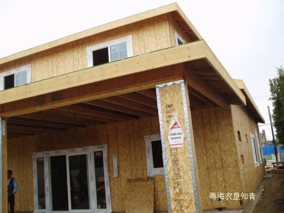 看洛杉矶的木房屋建筑 为什么美国人都住木房子?