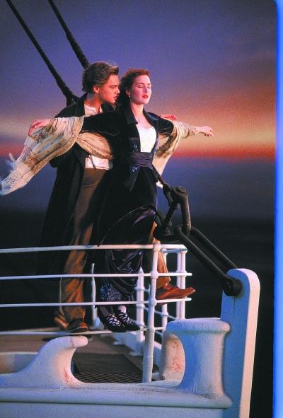 十年梦回《泰坦尼克号》图片
