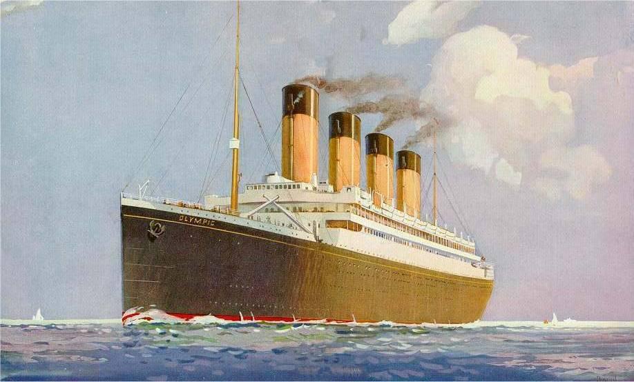 """复制""""泰坦尼克号"""""""