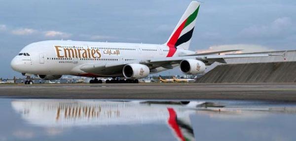 执飞机型:波音777-300er.航程距离:13053千米