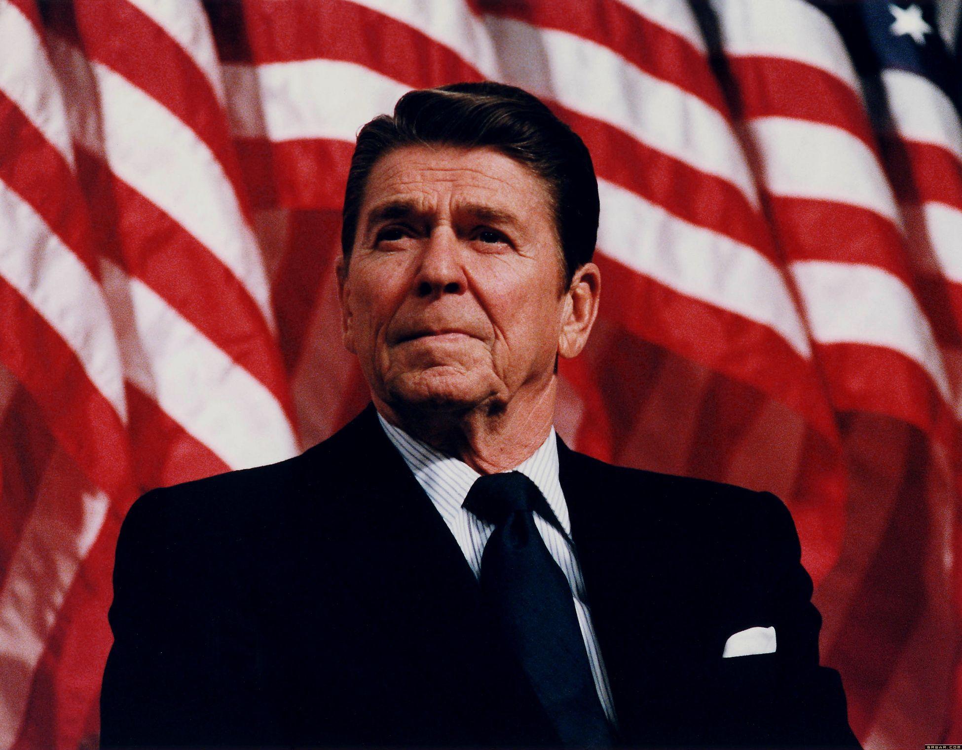 美国最伟大的总统 第40任美国总统罗纳德 里根图片 327256 1950x1519