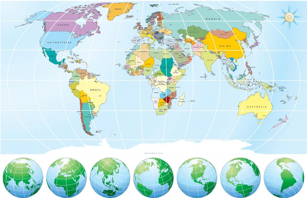 国家和地区代码表(iso 3166-1, e.164)_世界各国电话图片