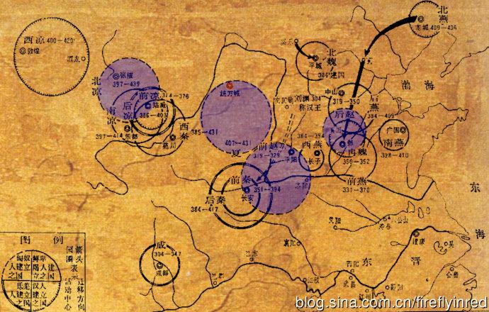 五胡乱华,谁救了北方汉人?前凉贡献远超冉闵